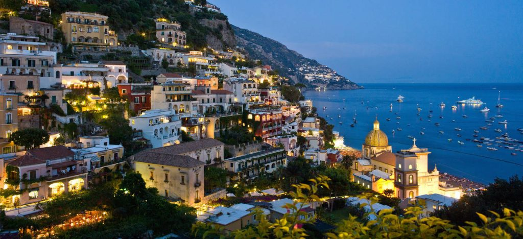History and archaeology in Amalfi Coast